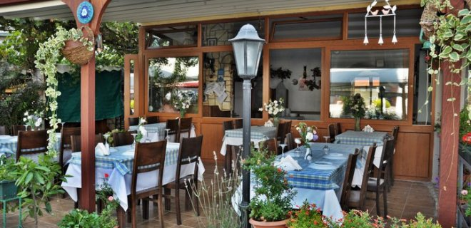 Heybeliada Mavi Restaurant