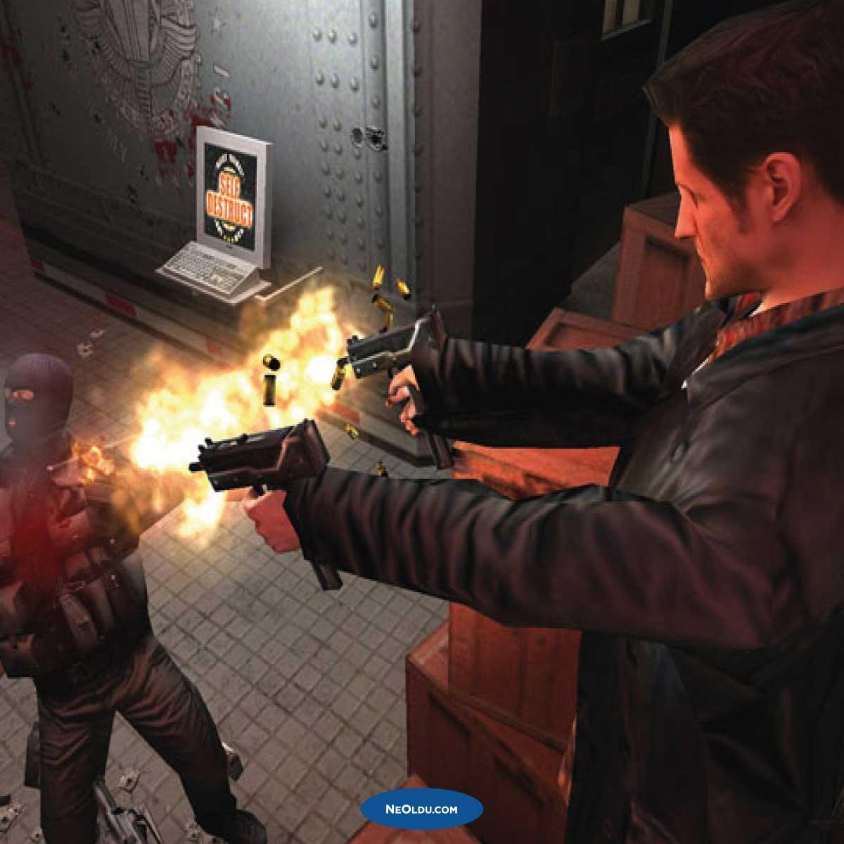 Max Payne 2 Hileleri