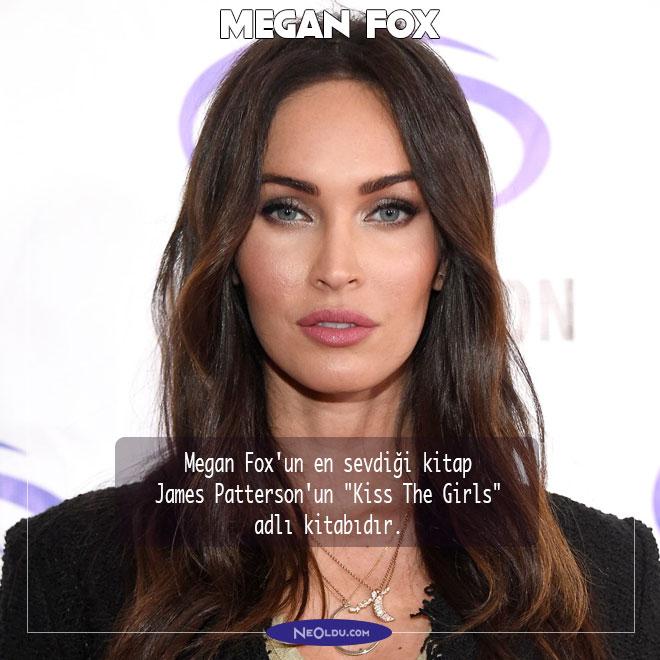 Megan Fox Hakkında İlginç Bilgiler