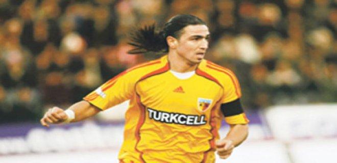 Mehmet Topuz kayserispor