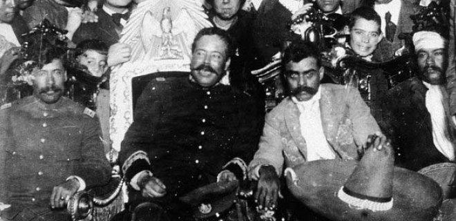 meksika devrimi