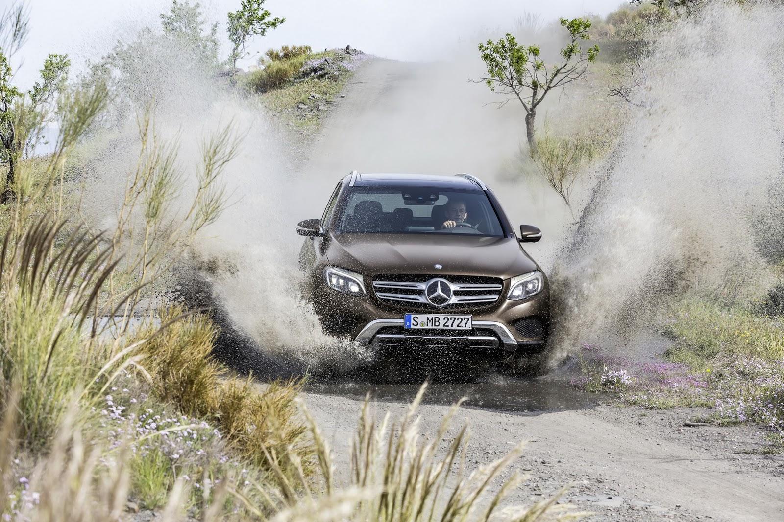 Mercedes GLC Arazide