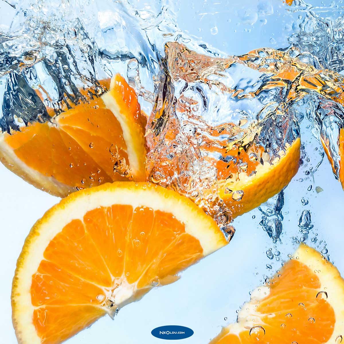 Corona Virüse Karşı Meyve ve Sebze temizliği