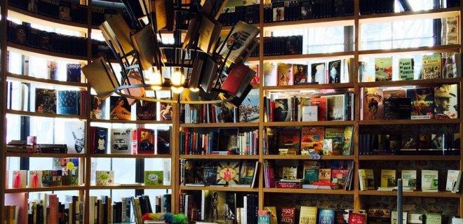 Minoa Cafe & Bookstore Beşiktaş