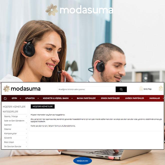 Modasuma Kullanıcı Yorumları
