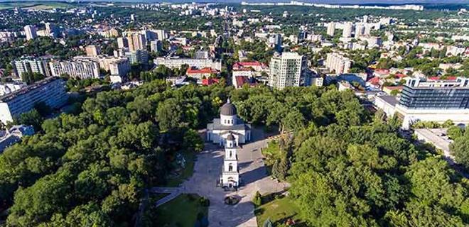 Moldova Kişinev