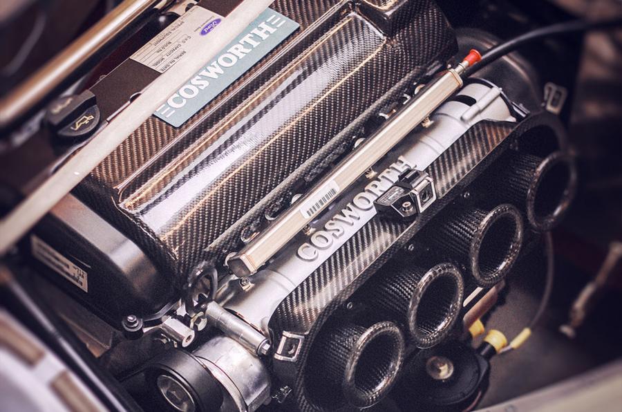 Morgan R Plus 4 Motoru