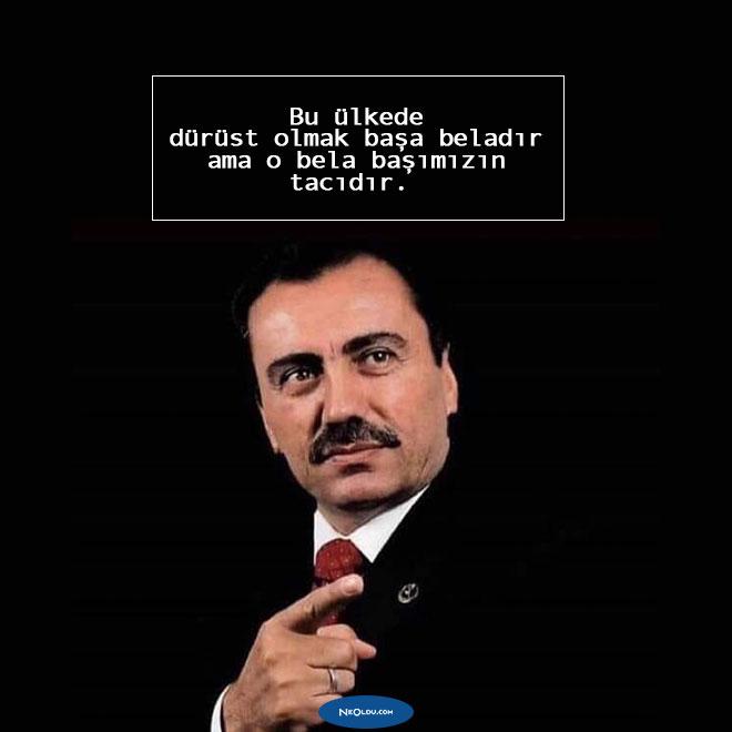 Muhsin Yazıcıoğlu Sözleri