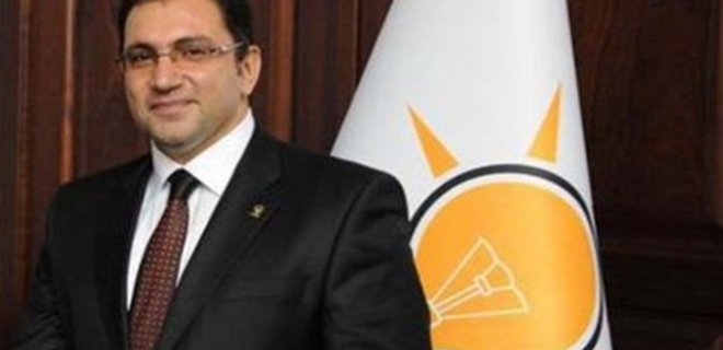 Murat Güneştekin AK Partide Aktif Rolleri