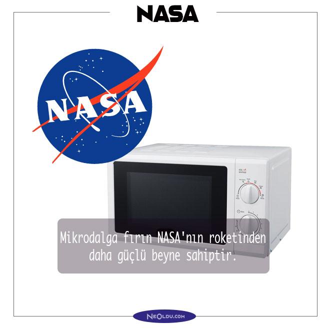NASA hakkında bilgi