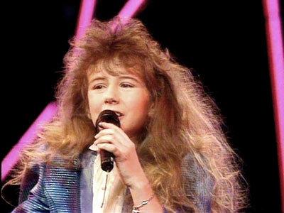 Nathalie Paque Eurovision