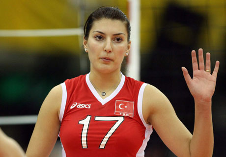 17 neslihan demir turkish volleyball player - 1 8