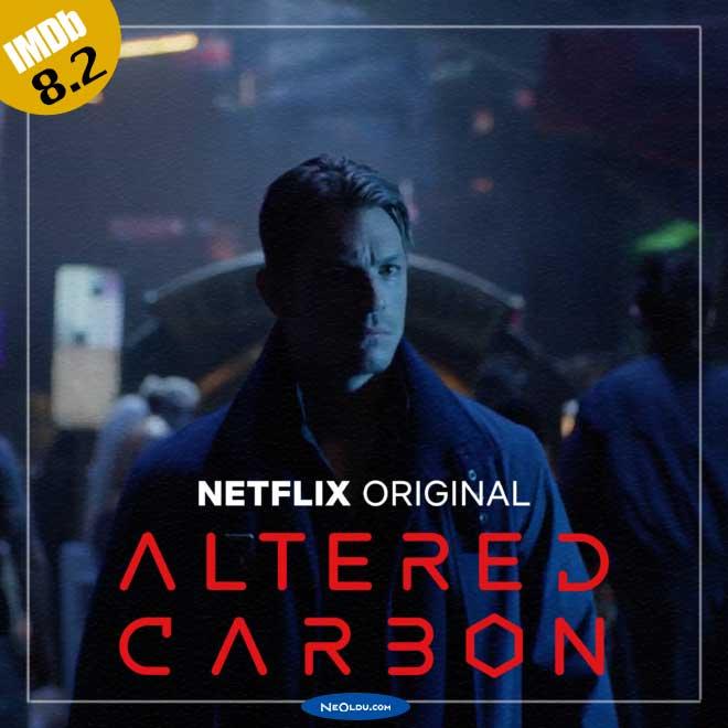Netflix'te Yayınlanan En İyi Diziler
