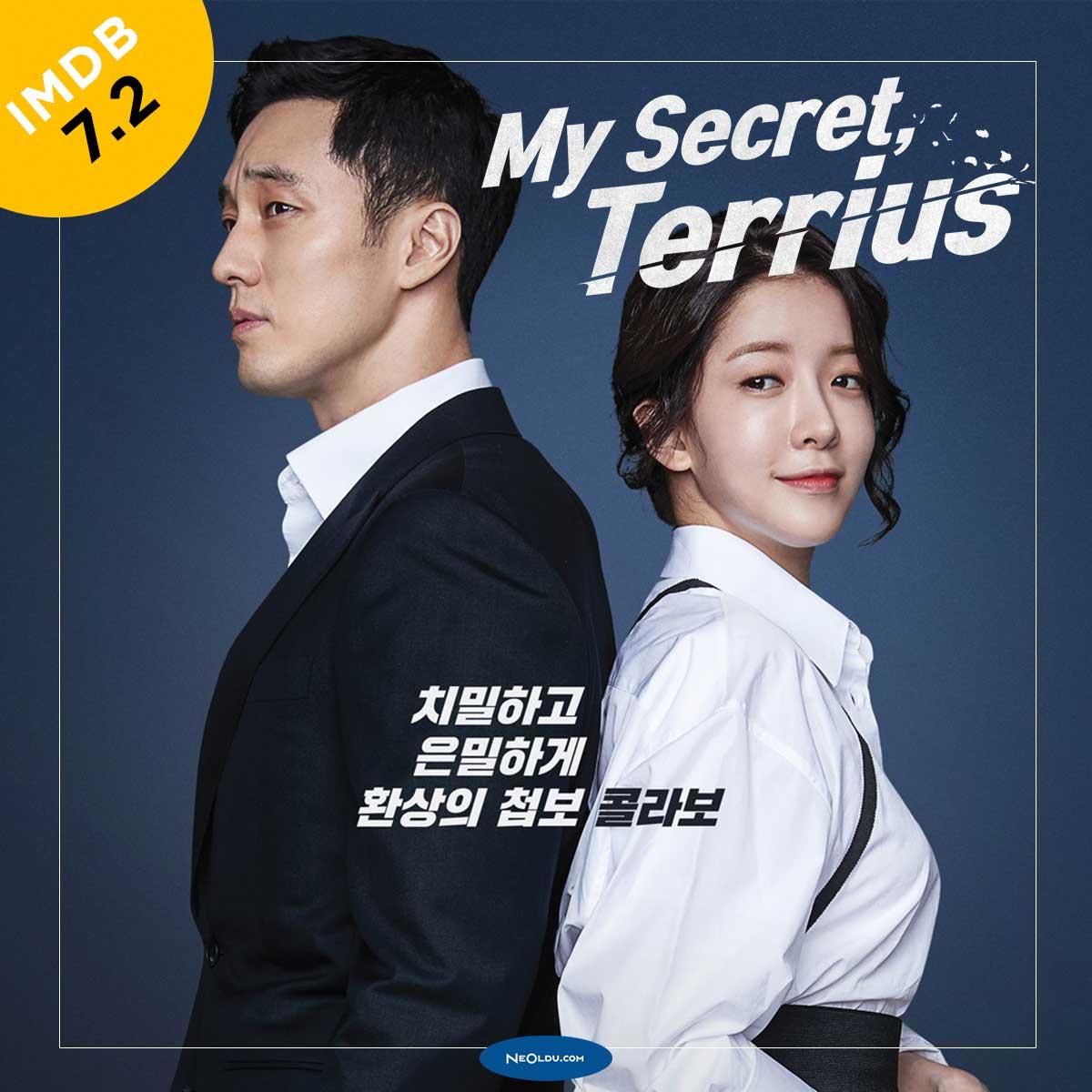 Netflix Kore Dizileri
