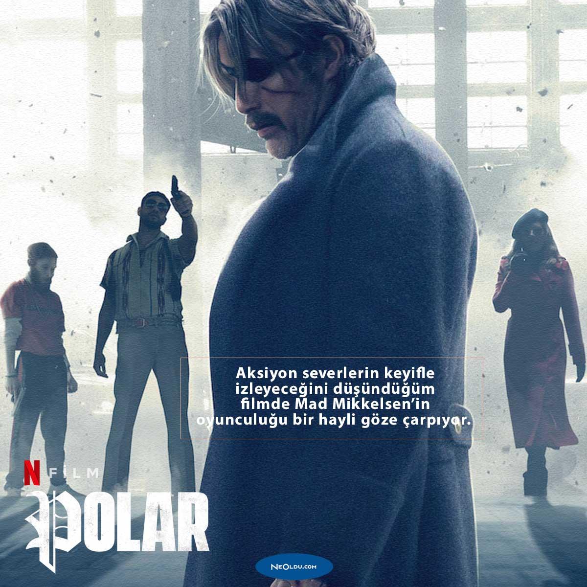 Netflix Polar Filmi