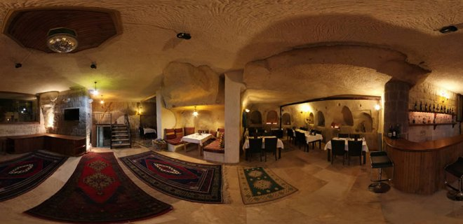 Kapadokya-Nevşehir Konağı Restorant