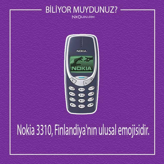 Nokia 3310 Hakkında Bilgi