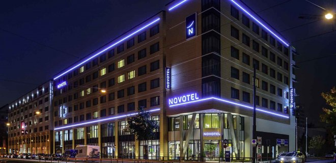 Novotel Munich City
