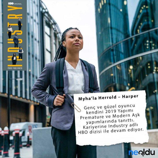 Myha'la Herrold