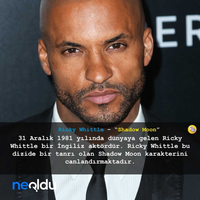 Ricky Whittle – Shadow Moon