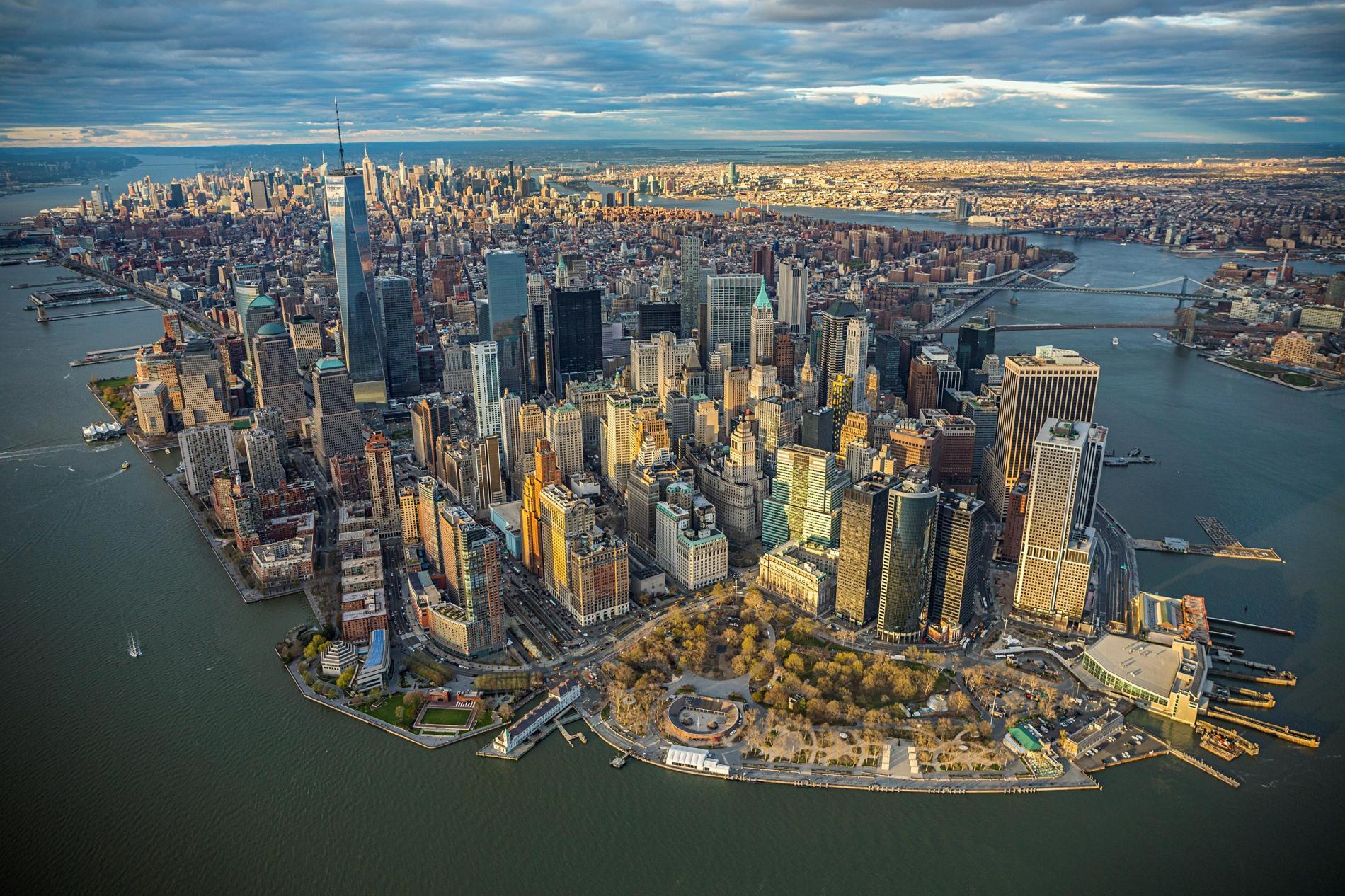 ölmeden önce görülmesi gereken şehirler new york city