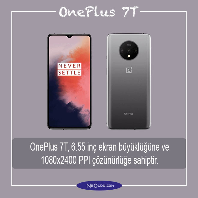 OnePlus 7T İnceleme