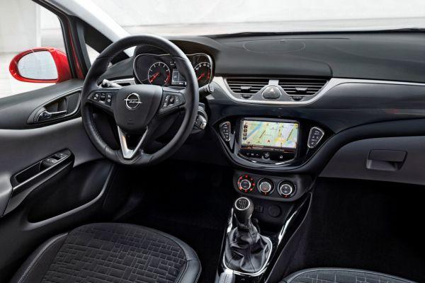 Opel Astra 2016 Araç İçi