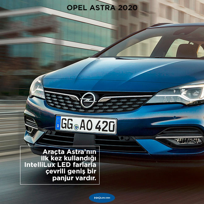 Opel Astra 2020 İnceleme