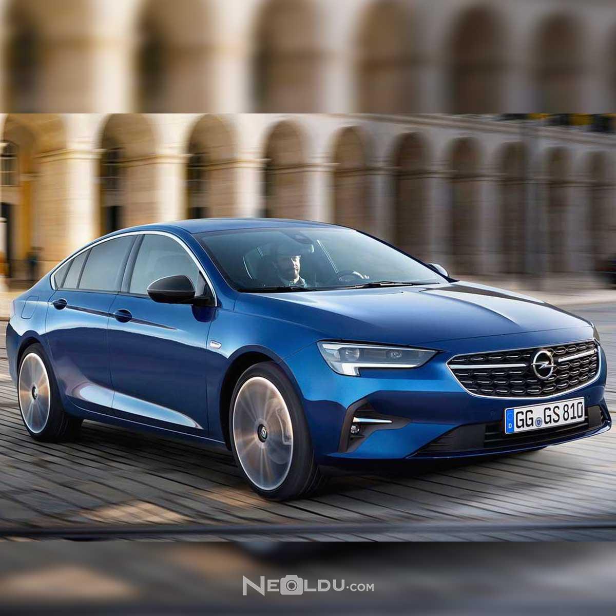 Opel Insignia Grand Sport 2020 Teknik Özellikleri