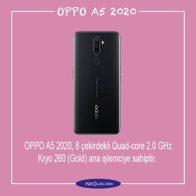 Oppo A5 2020 İnceleme