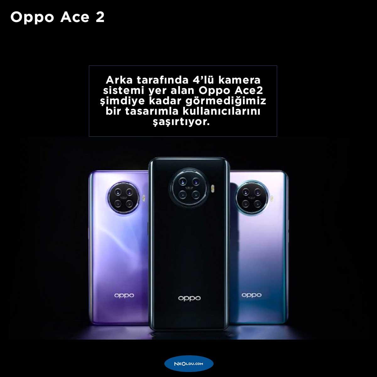 Oppo Ace2 akıllı telefon
