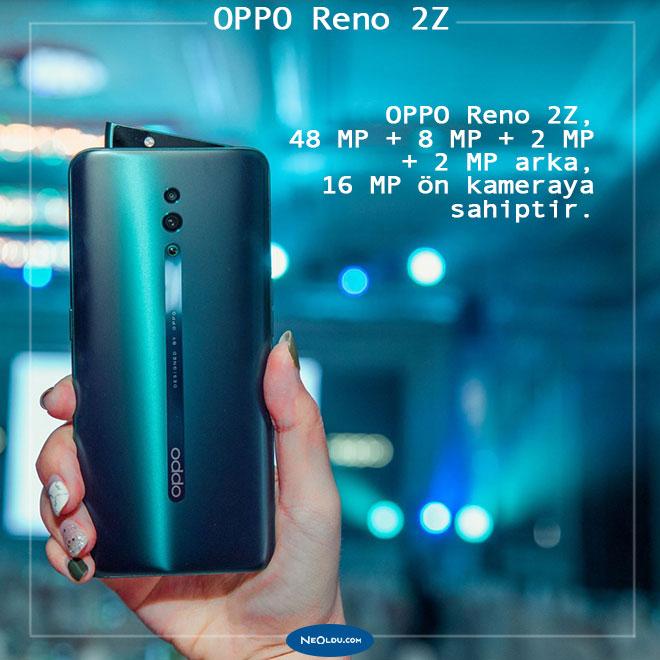 Oppo Reno Z2 İnceleme