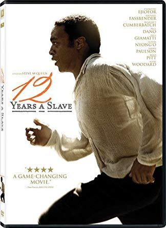 oscar ödülü almış filmler listesi 12 yıllık esaret