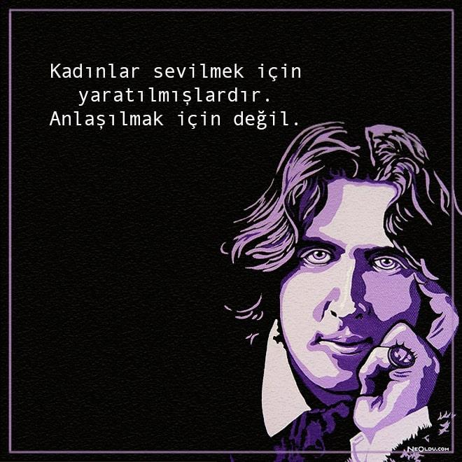 Oscar Wilde sözleri