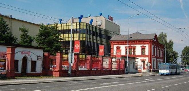 Ostrava Bira Fabrikası