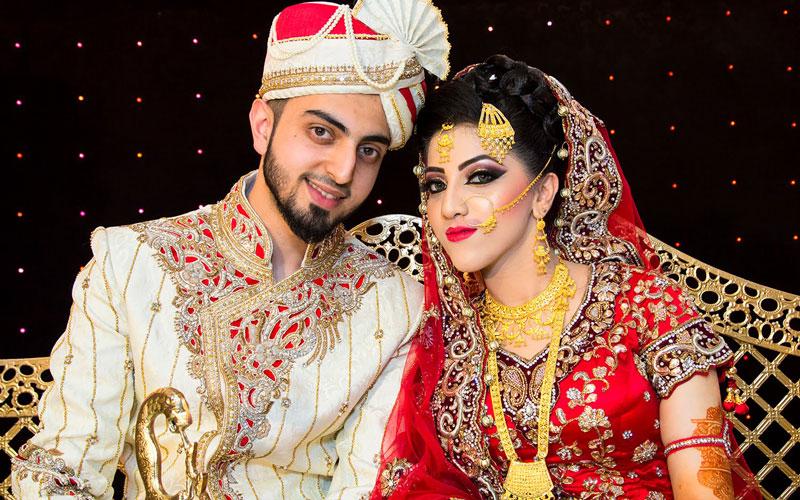 pakistan düğün geleneği