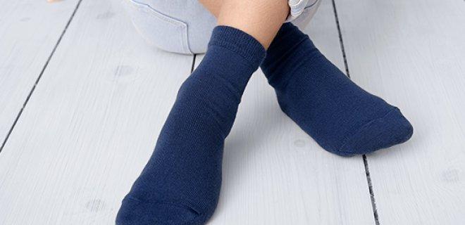 pamuklu çorap tercihi