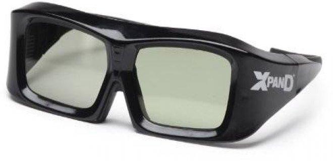 pasif üç boyutlu gözlük