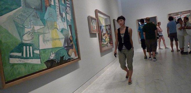 picasso müzesi ispanya