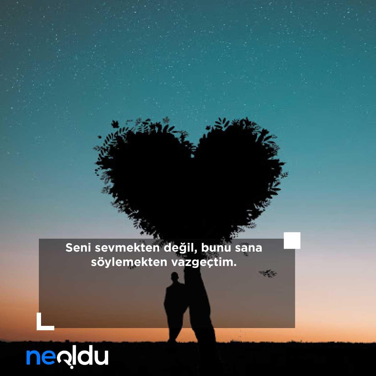 Platonik Aşk Sözleri