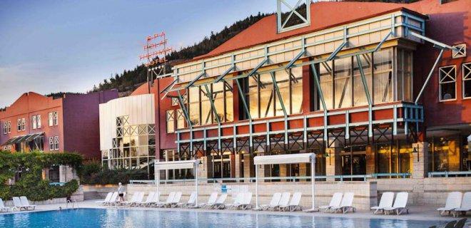 Polat Thermal Hotel Pamukkale