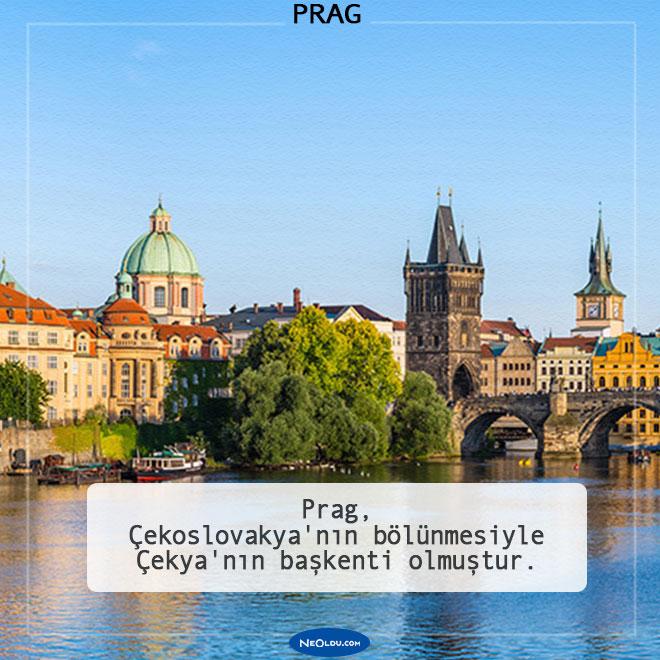 Prag Hakkında Bilgi