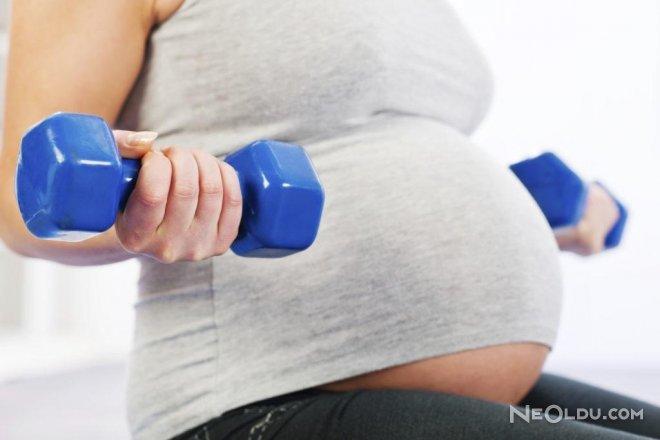 Hamilelere Önerilen Egzersizler