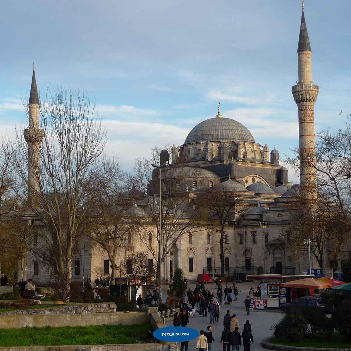 Ramazanda Gidilmesi Ziyaret Edilmesi Gereken Camiler