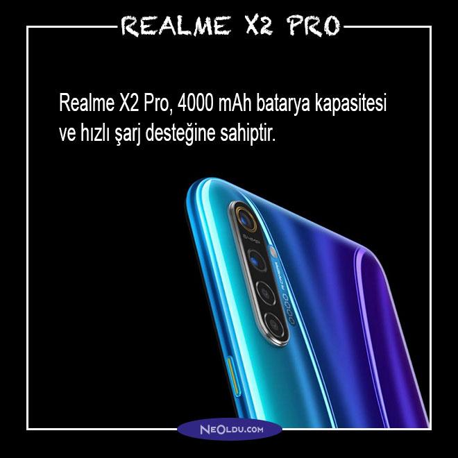 Realme X2 Pro Özellikleri