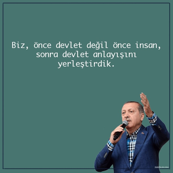 recep tayyip erdoğan sözleri