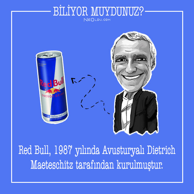 Red Bull Hakkında Bilinmeyenler