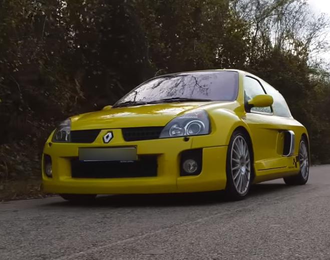 Renaul Clio V6 2005 Model 780 Bin TL