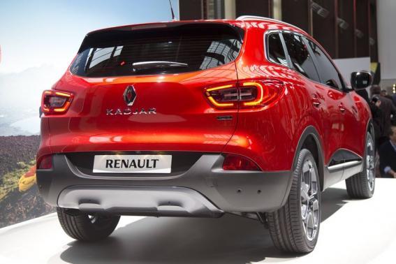 Renault Kadjar Arka