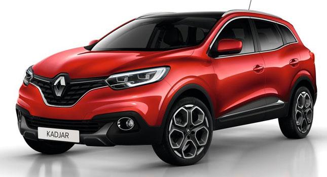 Renault Kadjar Ön